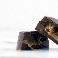 Raw Cacao Almond Butter Cups