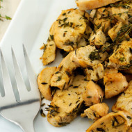 Rosemary Thyme Chicken