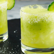 Cucumber Lime Mint Mocktail