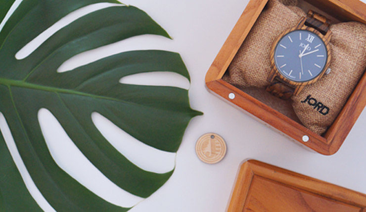 Spring Into Style with Jord Wood Watches + Giveaway