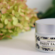 LIME & LOTUS Organics (Bulgarian Rose Daily Skin Cream) Review