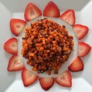 Sweet Potato + Red Onion Hash