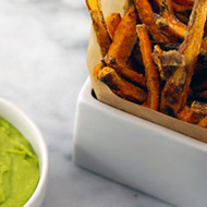 Restaurant Style Baked Sweet Potato Fries