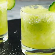 Cucumber Lime Mint Mocktail