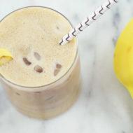 Banana Turmeric Cold Brew